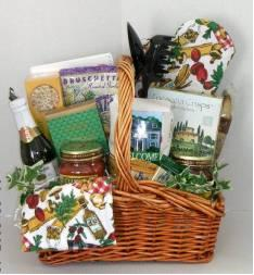 basket from blessed baskets