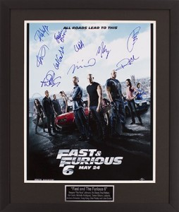Fast and The Furious Charity Fundraising